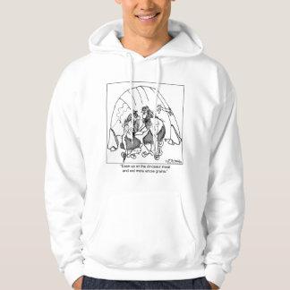 Ease Up On The Dinosaur Meat Sweatshirt