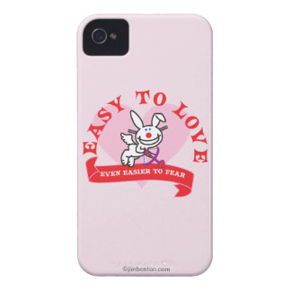 Easier To Fear Case-Mate iPhone 4 Case
