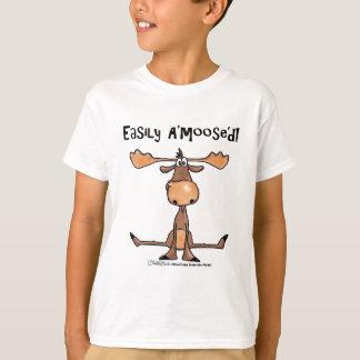 Easily A'moose'd T-Shirt