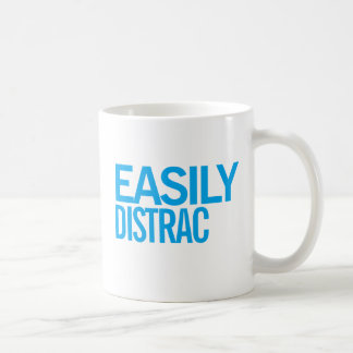 easily distrac(ted) mug