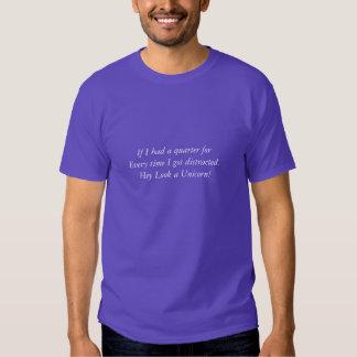 Easily Distracted T  II Tee Shirt