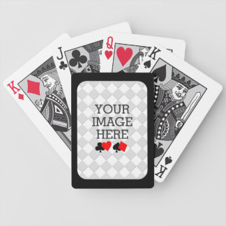 Easily Make Your Own Black and White in One Step Card Decks