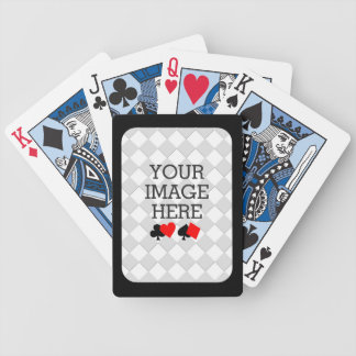Easily Make Your Own Blue Theme Deck in One Step Poker Deck