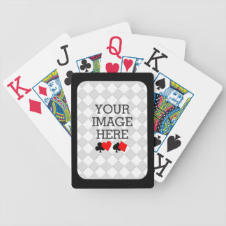Easily Make Your Own Jumbo Index Deck in One Step Bicycle Poker Deck