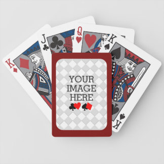 Easily Make Your Own Tri Color Deck in One Step Poker Cards