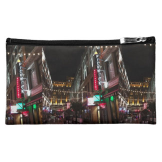 East 4th Street, Cleveland, Ohio Cosmetic Bag
