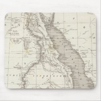 East Africa Map Mouse Pad