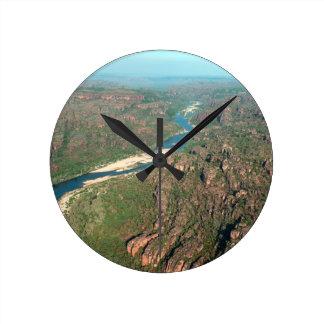 East Alligator River Kakadu National Park Clocks