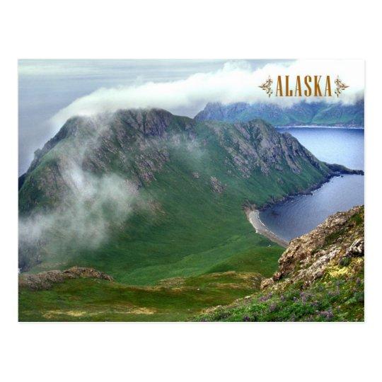 East Amatuli Island, Barren Islands, Alaska Postcard