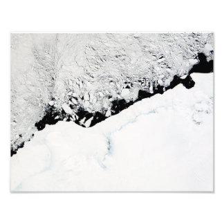 East Antarctica�s Prince Olav Coast Photo Print