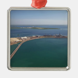 East Arm Port, Darwin Harbour Christmas Ornament