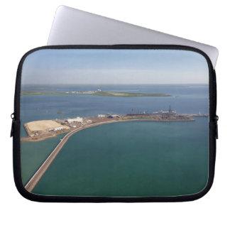 East Arm Port, Darwin Harbour Laptop Sleeve