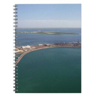 East Arm Port, Darwin Harbour Notebook