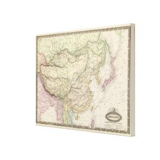 East Asia Canvas Print