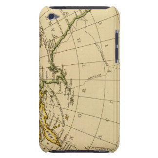 East Asia, West North America iPod Touch Case-Mate Case