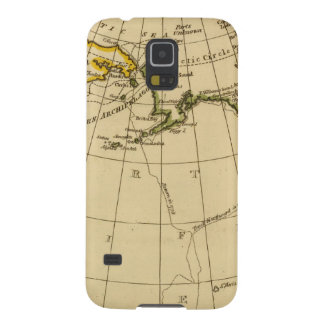 East Asia, West North America Galaxy S5 Case