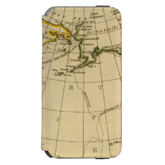 East Asia, West North America Incipio Watson™ iPhone 6 Wallet Case