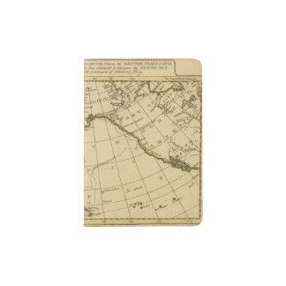 East Asia, West North America Passport Holder