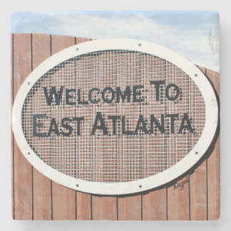 East Atlanta Welcome, New Sign, Atlanta  Coasters