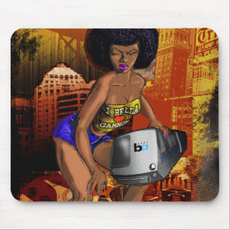 East Bay Express mouse pad