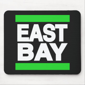 East Bay Green Mouse Pad