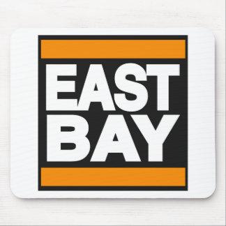East Bay Orange Mousepad