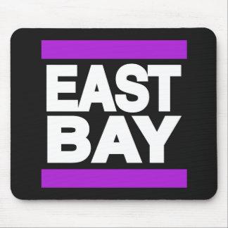 East Bay Purple Mouse Pad