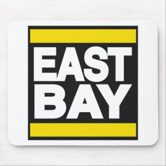 East Bay Yellow Mouse Pad