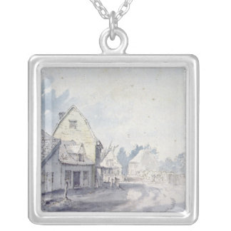 East Bergholt Street, East Bergholt Silver Plated Necklace