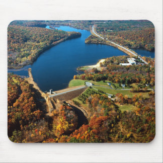 East Brimfield Lake and Dam Mouse Pad