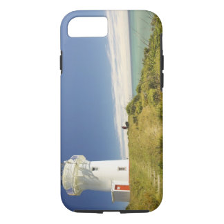 East Cape Lighthouse, Eastland, New Zealand iPhone 8/7 Case
