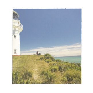 East Cape Lighthouse, Eastland, New Zealand Notepad
