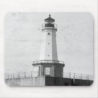 East Charity Shoal Lighthouse Mousepads