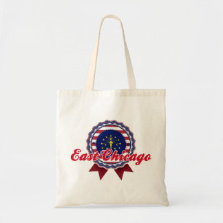 East Chicago, IN Budget Tote Bag