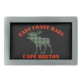 East Coast Baby Cape Breton  belt buckle