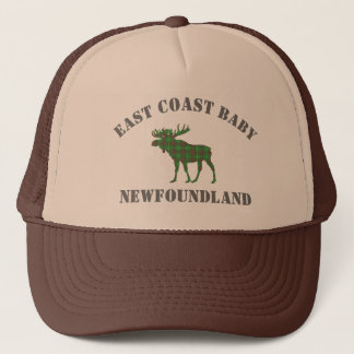 East Coast Baby Newfoundland moose hat