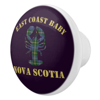 East Coast Baby Nova Scotia Lobster  drawer pull