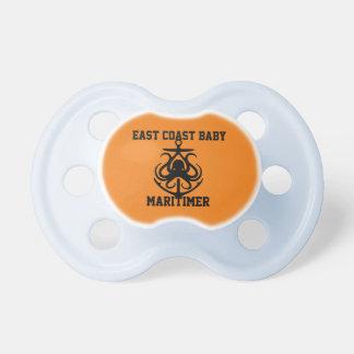 East Coast baby Pacifier anchor Octopus Maritimer