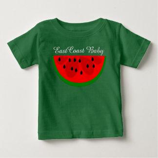 East Coast Baby watermelon fruit shirt