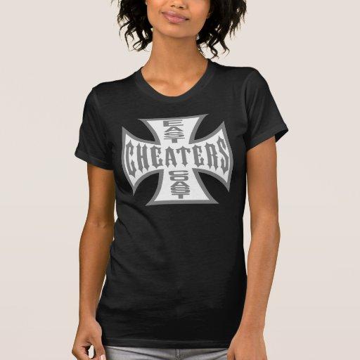 East Coast Cheaters T Shirt