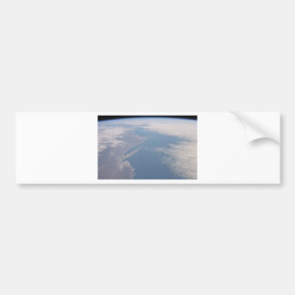 East Coast day pan ESC_large_ISS026_ISS026-E-21573 Bumper Sticker