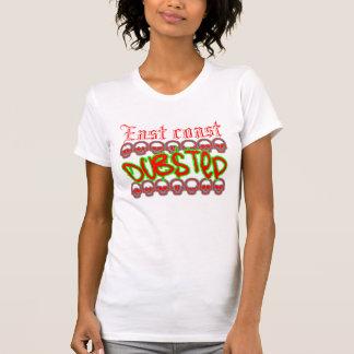 East coast Dubstep Tshirts