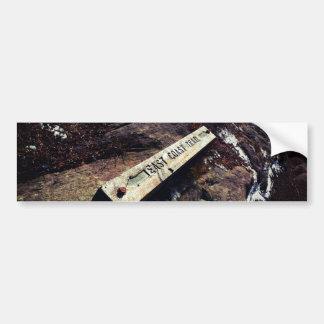 East Coast Trail Bumper Sticker