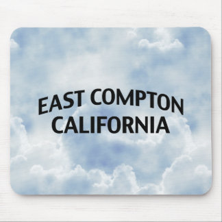East Compton California Mousepad