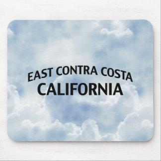 East Contra Costa California Mouse Pad