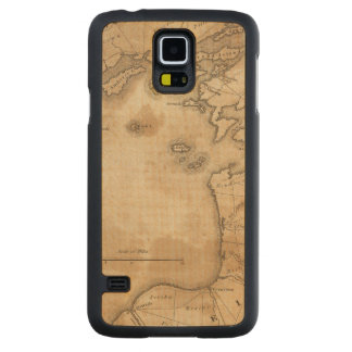 EaSt. End of Lake Ontario Carved Maple Galaxy S5 Case
