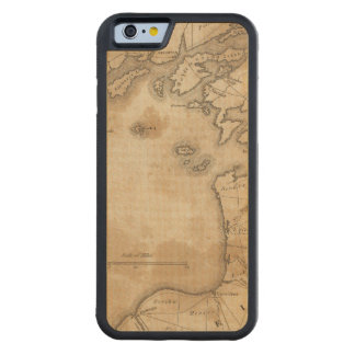 EaSt. End of Lake Ontario Carved® Maple iPhone 6 Bumper