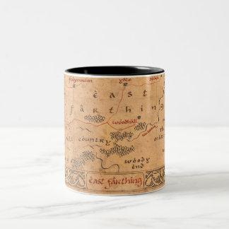 East Farthing Two-Tone Coffee Mug