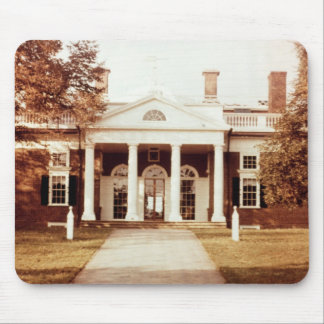 East Front of Monticello Mouse Mat