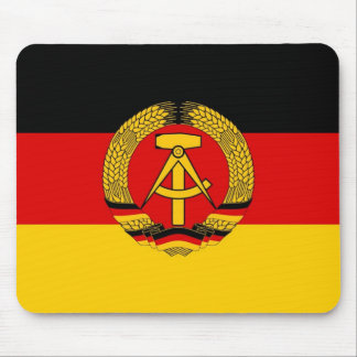 East German Flag Mouse Mat